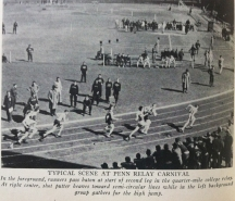 1945: The relay's 50th anniversary.